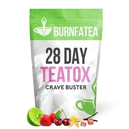 Burnfatea 28 Day Crave Buster Teatox