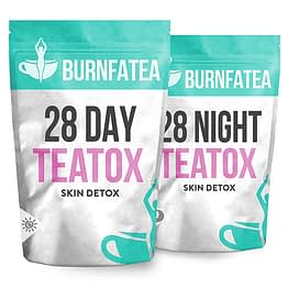 Burnfatea 28 Day Skin Teatox