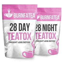 Burnfatea 28 Day Teatox